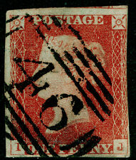Sg8, 1d red-brown, Used. Ij