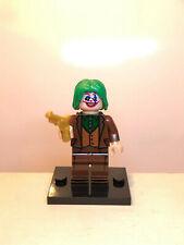 Minifigure JOKER compatibile LEGO custom MOC - Batman Cavaliere Oscuro