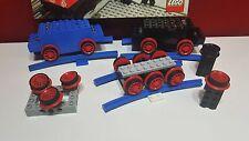 Haftreifen LEGO-30x,schwarz- Eisenbahn-12V- 720, 723, 724, 722, 725, 726, 727