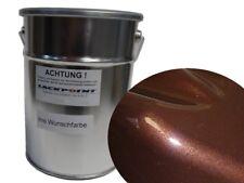 3 Liter acabado de Salpicadura Pintura Base Profundo Toffee CANDY Marrón
