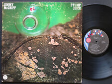 JIMMY MCGRIFF Stump Juice LP GROOVE MERCHANT GM-3309 US 1975 JAZZ Joe Thomas