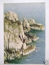 Guernsey.  Dog And Lion Rocks