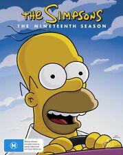 The Simpsons Series Complete Nineteenth Season 19 Oz DVD Set Region 4 R4