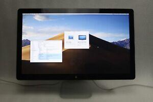 "Apple 27"" Cinema LED Display Monitor - Scuffed Screen MC007LL/A A1316"