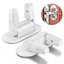 Door Lever Lock Safety Child Proof Doors Adhesive Lever Handle Baby Safety Lock