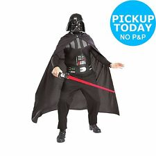 Darth Vader Men's Fancy Dress Costume - One Size. From the Argos Shop on ebay