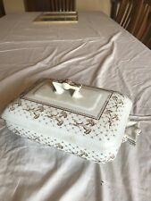 Antique Serving Dish by Brownfield & Son Harvard #114320