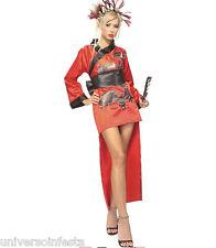 Ladies ORO DRAGON SCALA Rettile Leggings Ali Accessorio Costume Outfit