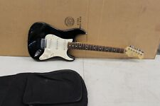 FENDER STRATOCASTER MADE IN MEXICO  STRAT    BLACK