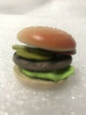"""18"""" doll food Hamburger Preowned For American Girl Our Generation Journey Girls"""