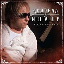 ANDREAS NOVAK - NOVAKATION - NEW CD - MRR007 / HOUSE OF SHAKIRA SINGER