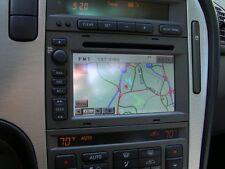 SAAB 9-5 (95) Navigation Sat Nav Map dernière! Mise à jour disque CD/DVD UK & Europe 2015
