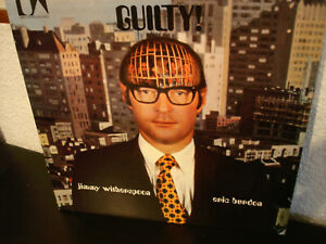 Eric Burdon & Jimmy Witherspoon  GUILTY! org.1st.Press  aus 1971 in TOP-Conditio