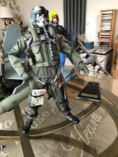 Dragon Bbi 1:6 F-15 Eagle Night Strike Pilot Top Gun 'Wolfman '