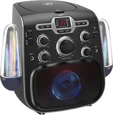 iLive IJB585B Bluetooth Karaoke Party Machine with water & light show Wireless