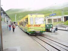 PHOTO  SWITZERLAND KL. SCHEIDEGG WAB TRAM NO  243