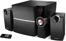 Edifier C2XD Optical 2.1 Multimedia Speaker System With Amplifier - Black