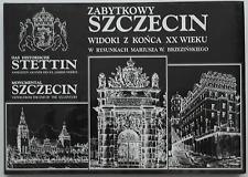 Das historische Stettin - Zabytkowy Szczecin / Grafik