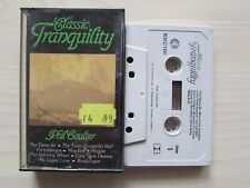 PHIL COULTER CASSETTE TAPE CLASSIC TRANQUILITY, 1983 K-TEL [IRELAND] TESTED.