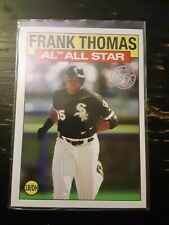 New listing 2021 Topps Series 2 1986 Topps All-Star Frank Thomas #86AS-9
