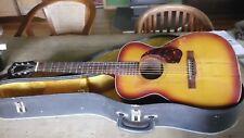 Hoboken Guild F20 1960's acoustic guitar