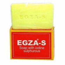 EGZA-S 100gr SULFUR SOAP ACNE BLACKHEAD