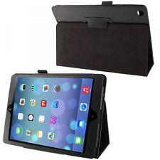 Deluxe Bolsa iPad Negro Estuche Para Apple iPad Air Funda NUEVA