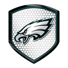 Philadelphia Eagles Shield Reflector Emblem Decal Sticker Auto Home Football