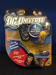 Mighty Beanz DC Universe 4 pack