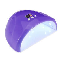 36W 12 Led Uv/Sunlight Nail Dryer Lamp Gel Polish Curing Manicure Nail Dryer