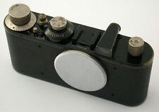 LEICA Standard model E body Gehäuse 165413 1935 blackpaint TOP + serviced