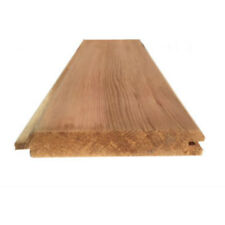 V One Side Tongue & Groove Timber Cladding 19mm x 100mm - Western Red Cedar