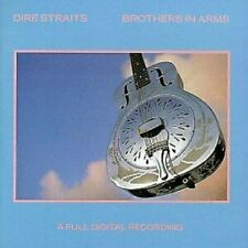Dire Straits : Brothers in Arms  (CD) Ships W/O Case OR W Case