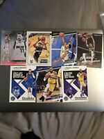 NBA (7) Card Lot Panini Chronicles Luka Doncic Lebron Giannis INVEST 👀👀🔥🔥