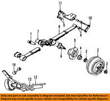 CHRYSLER OEM Rear-Wheel Bearings 5252823