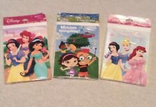Disney Hallmark Princess & Baby Einstein 16 Thank You Cards & 8 Invitations