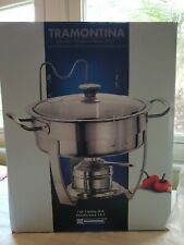 3 Quart Chafing Dish by Tramontina - New In Box