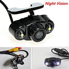 Car SUV Rear View Backup Reverse Parking 2 LED Night Vision 170° HD Camera CMOS