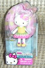 2014 EASTER MINI DOLL Hello Kitty Sanrio Blip Toys Mint in Good Package