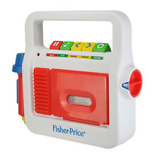 Fisher Price Classic Tape Recorder #2178 - Childhood Classic, Brand New Toy