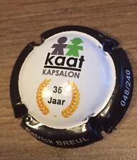 """Champagne Capsule Patrick Breul """"Kapsalon Kaat"""""""