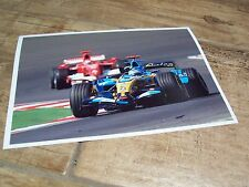 Photo / Photograph  Fernando Alonso RENAULT F1  Istanbul  2006 //