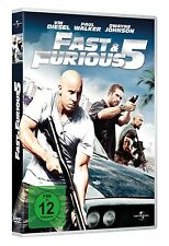 FAST & FURIOUS 5 FAST AND FURIOUS 5 DVD DEUTSCH