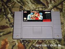 Super High Impact (Super Nintendo Entertainment System, 1993) SNES Game