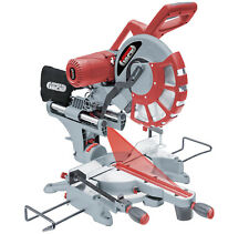 """12"""" Mitre Saw 240v Sliding Compound Double Bevel with Twin Laser & 60T Blade"""