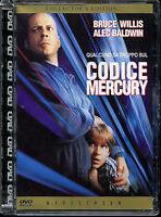 Super Jewel Box - Codice Mercury - Dvd Usato - Come Nuovo