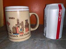 Vintage Las Vegas Nevada Casinos Stein Mug