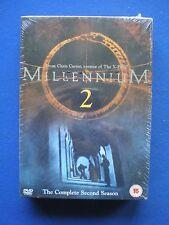 Millennium  - The Complete  Second Series    DVD   6 disc set
