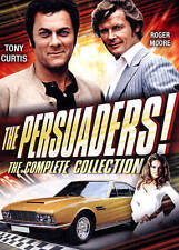 The Persuaders (DVD, 2015, 8-Disc Set) Brand New
