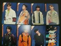 Monsta X 2nd album Phenomenon official photocard complete 8 full set
